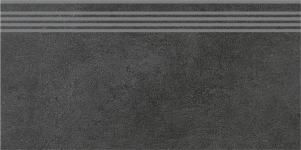 SG211300R/GR | Ступень Дайсен черный обрезной