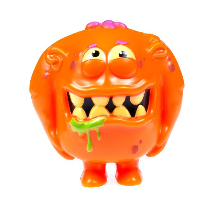 1Toy Газмонстры со звуковыми эффектами, Грязный Оранж