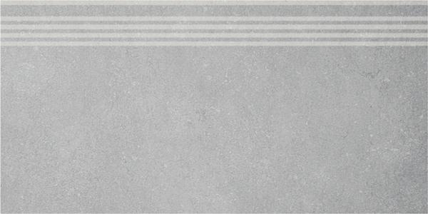SG211200R/GR | Ступень Дайсен серый светлый