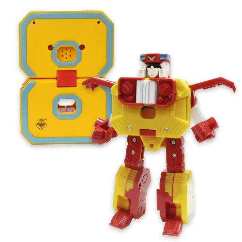 1 toy Трансботы XL Боевой расчет ПВО: Октонатор, блистер