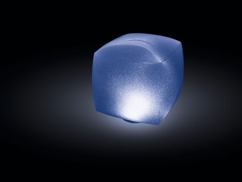 н.куб с иллюмин.4цв. 23х23х22см
