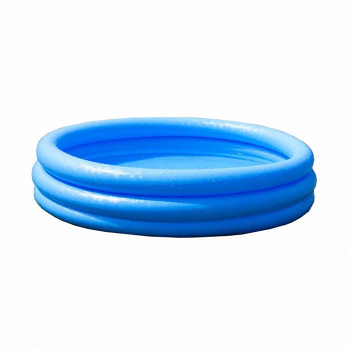 Надувной бассейнкристал 147х33см от 2лет