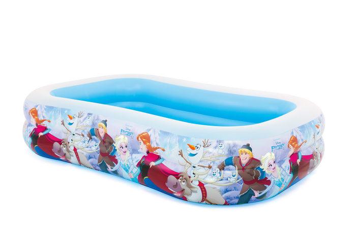 Надувной бассейн DISNEY Холодное сердце 262х175х56см от 6 лет