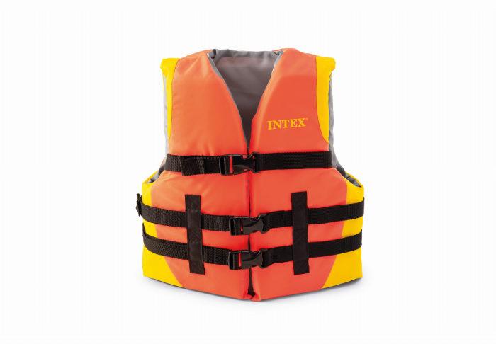 жилет для плавания для детей вес 23-41кг