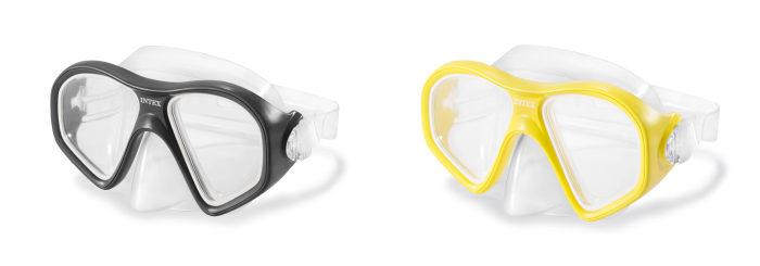 Плавательная маска от 14лет 2цв.