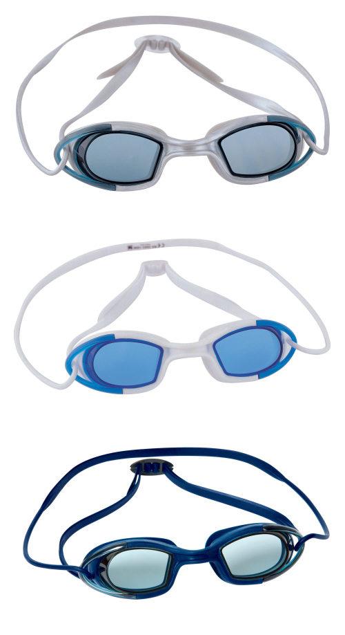 очки для плавания доминатор про 3 цв. в асс-те