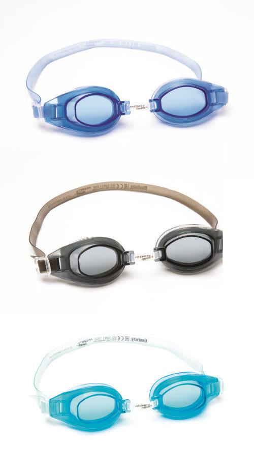 очки для плавания гребень волны от 7лет 3 цв. в асс-те