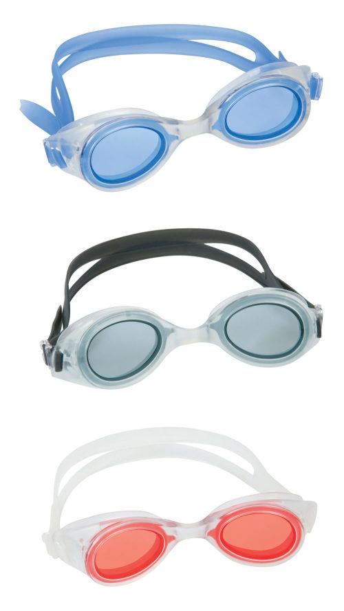 очки для плавания момент от 14лет 3 цв. в асс-те
