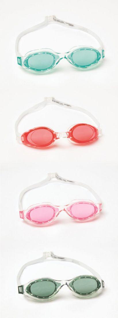 очки для плавания белиз от 14лет 3 цв.
