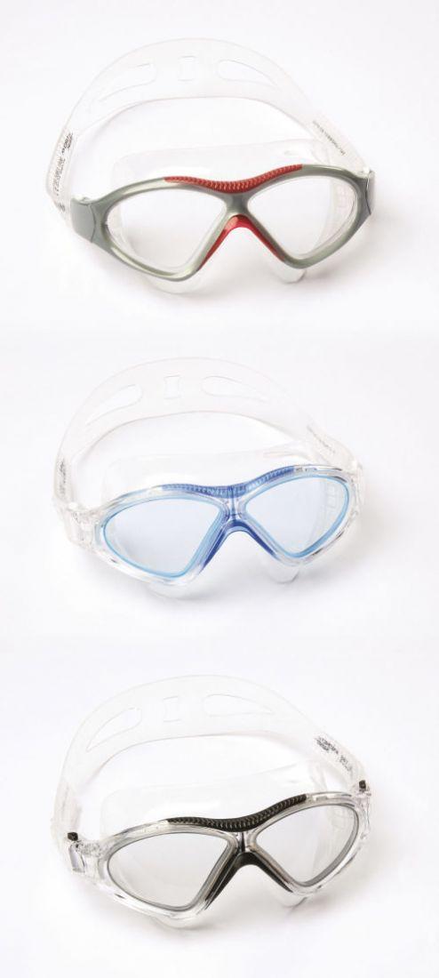 очки для плавания скат от 14лет 3 цв. в асс-те