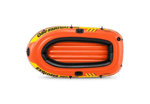 Надувная лодка эксплорер про 200, 196х102х33см