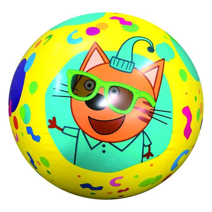 надувной мяч Три Кота 51 см от 3-6лет