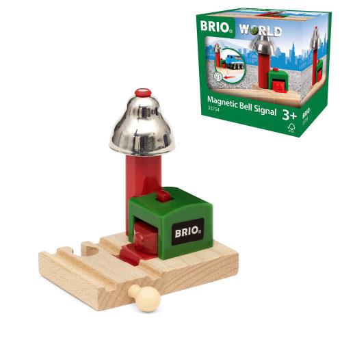 BRIO Сигнальный колокольчик, на магнитах, длина 10,8 см, 1 дет. в наб.