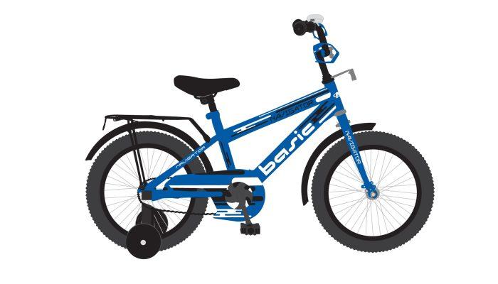 Детский велосипед, Navigator BASIC, колеса 18