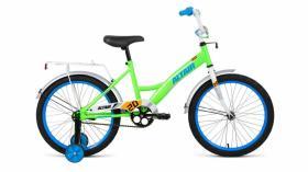 Велосипед ALTAIR KIDS 20 (RBKT05N01010) Ярко-зеленый/синий