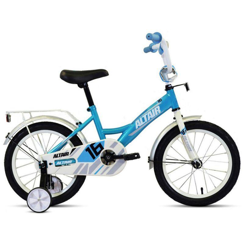 Велосипед ALTAIR KIDS 14 (RBKT0LNF1007) Бирюзовый/белый