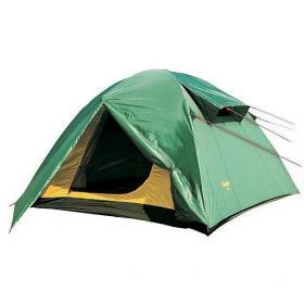 Палатка туристическая 3-х местная Canadian Camper Impala 3 Woodland