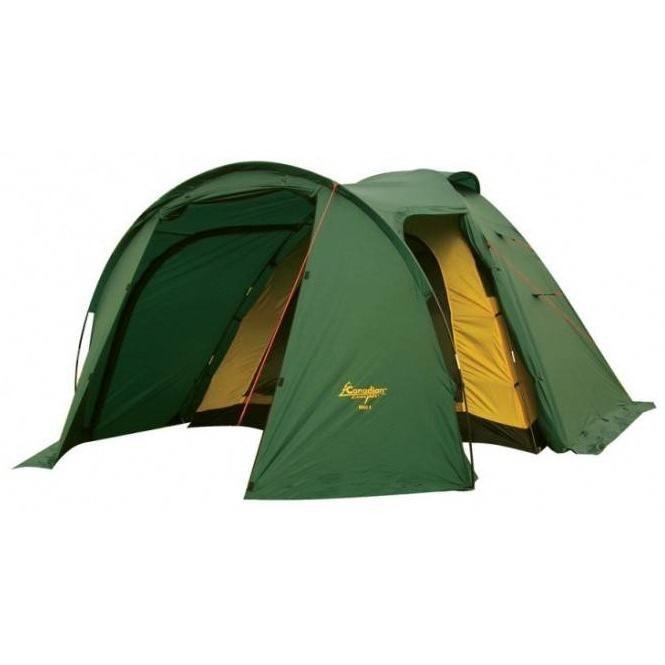 Палатка туристическая 3-х местная Canadian Camper Rino 3 Woodland
