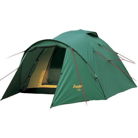 Палатка туристическая 3-х местная Canadian Camper Karibu 3 Woodland
