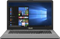 "Ноутбук ASUS VivoBook 17 X705QR-BX002T Серый (A12-9720P/8Gb/1Tb/AMD Radeon 535 2Gb/17,3"" HD+ BT Cam/Win10)  (90NB0MM2-M00660)"
