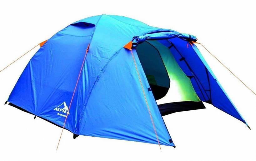Трехместная палатка Alpika Ranger 3 арт 14241