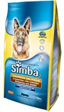 SIMBA DOG корм для взрослых собак, с курицей, 10 кг
