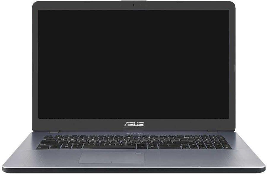 "Ноутбук ASUS VivoBook M705BA-BX091T (A6-9225/8Gb/SSD 512Gb/AMD Radeon R4 series/17,3"" HD+ BT Cam/Win10) (90NB0PT2-M01400)"