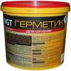 Герметик для Срубов ВГТ 7кг Цветной, Акриловый, Эластичный, Эффективная Теплоизоляция
