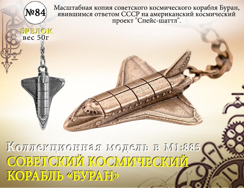 """Форма №84 """"Космический корабль Буран"""""""