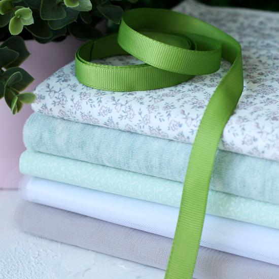 Набор тканей для пошива Луговая полынь