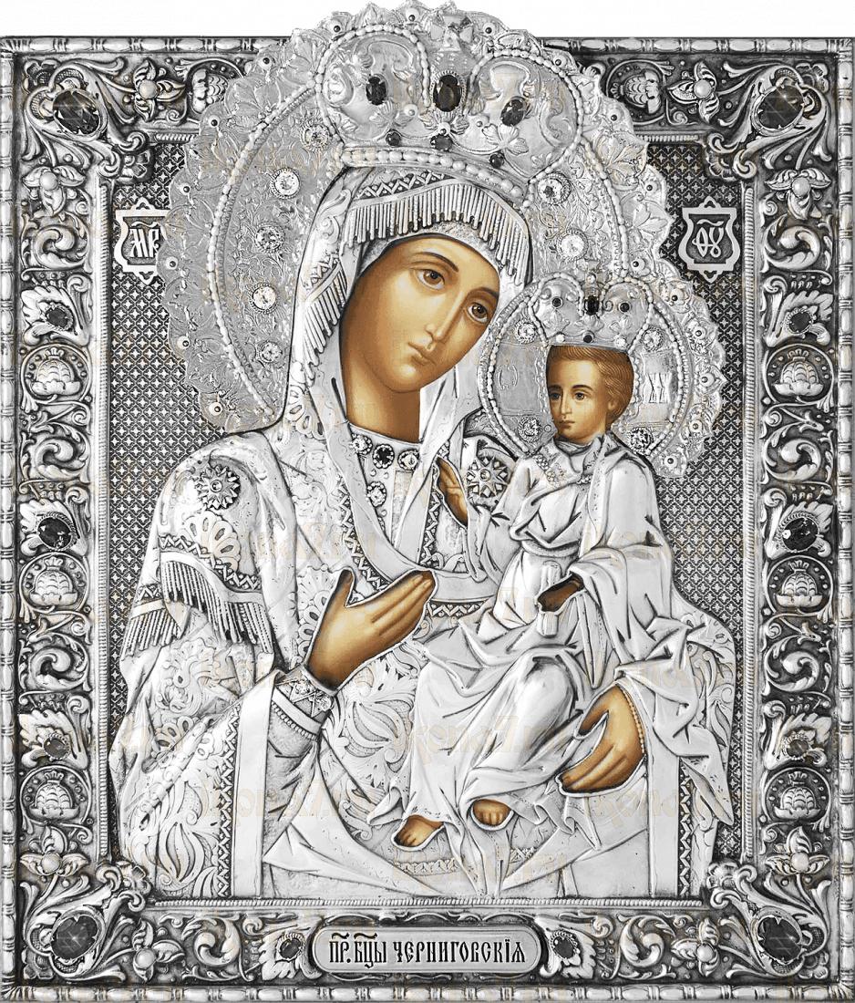Черниговская икона Божией Матери