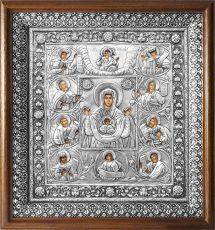 Курская-Коренная икона Божией Матери
