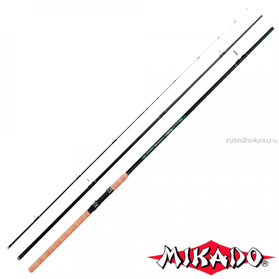 Фидер Mikado Vanadium Medium MH Feeder 3.6 м / тест до 120 гр