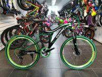 Велосипед двухподвес VICTORY ABSINTHE