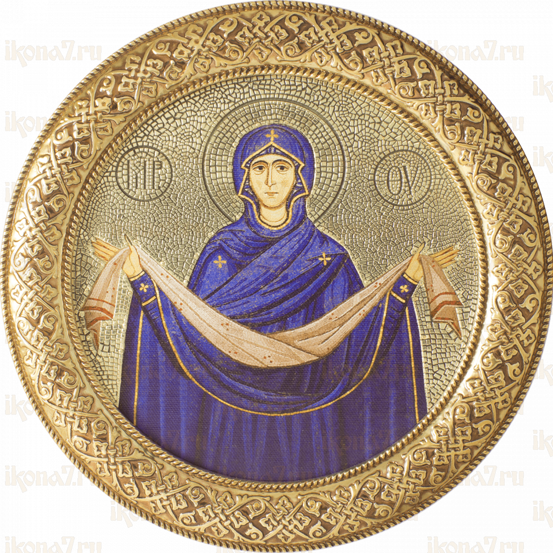 Покров Богородицы икона Божией Матери