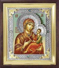 Грузинская (Раифская) икона Божией Матери