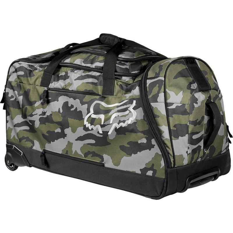 Fox Shuttle Roller Camo сумка для экипировки, камуфляжная
