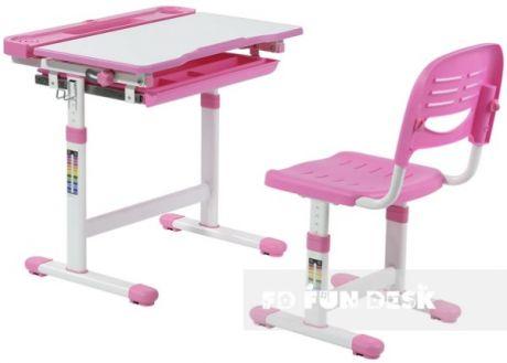 Комплект парта и стул «FunDesk» Cantare