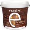 Герметик Шовный Eurotex 25кг для Срубов Акриловый / Евротекс