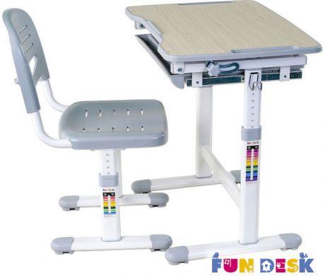 Комплект парта и стул «FunDesk» Piccolino