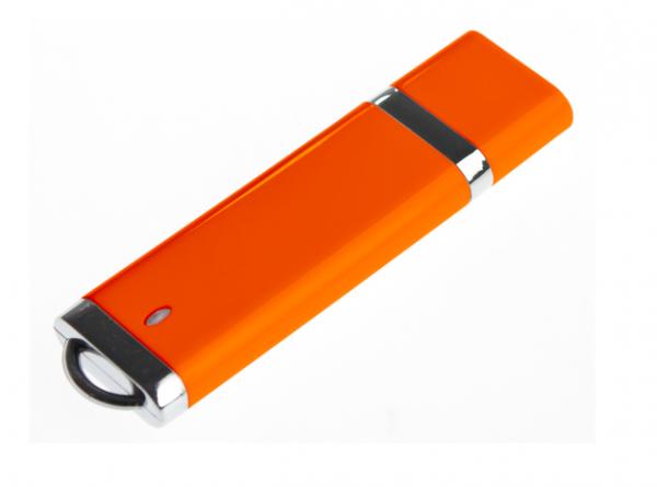 2GB USB-флэш накопитель Apexto U206, оранжевый