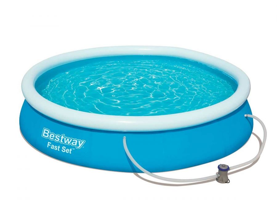 Бассейн надувной Bestway Fast Set 57274 (366x76 см)