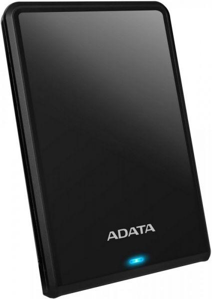 1TB внешний жесткий диск USB3.1 ADATA HV620S Slim толщина 11.5мм черный пластик
