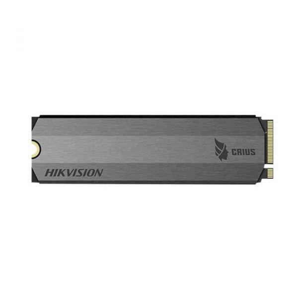512GB SSD накопитель Hikvision E2000 PCIe Gen3x4 M.2 2280 3D TLC 3300/2100 3г/гар