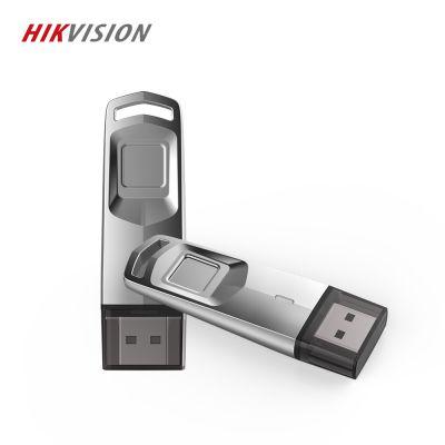 64GB USB3.0-флэш накопитель Hikvision M200F со сканером отпечатка пальца