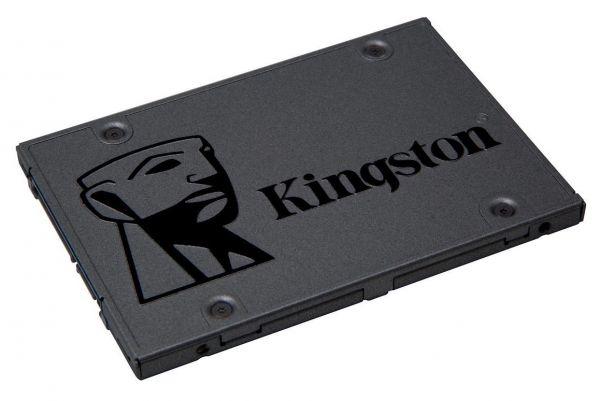 240GB Накопитель SSD Kingston A400 500/350MB/s, TLC