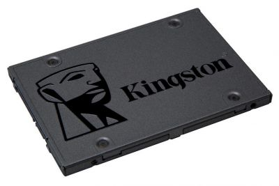 120GB Накопитель SSD Kingston A400 500/350MB/s, TLC