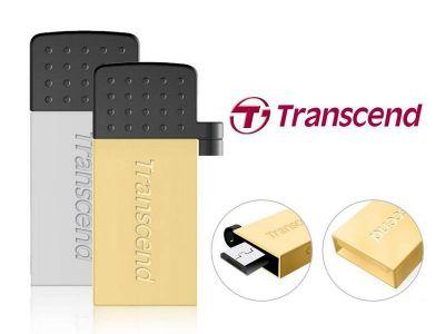 16GB USB2.0-флэш накопитель JetFlash 380, Gold Plated