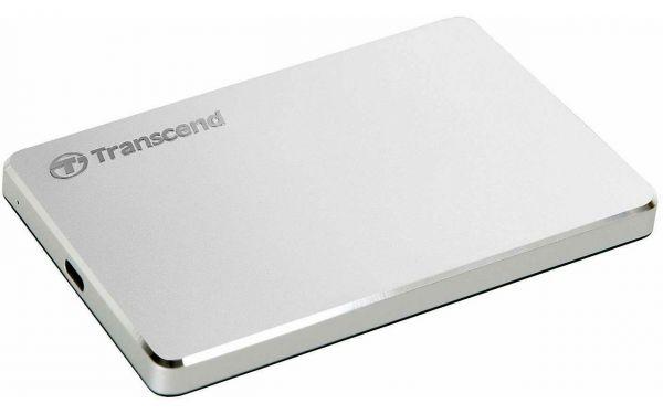 2TB USB3.1 Type-C Накопитель на жестком диске Transcend StoreJet 25C3S