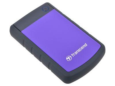"2TB USB3.0 внешний накопитель Transcend 2.5"" HDD Portable StoreJet H3"